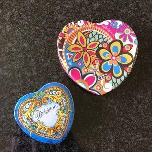 Brighton Heart Tins